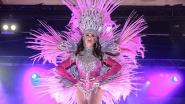 Frederic kroont zicht tot Miss Travestie België