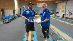 Kevin De Buyser kroont zich tot clubkampioen van Beverse Kegelclub