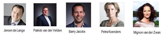 De vijf redders van het zakencollege