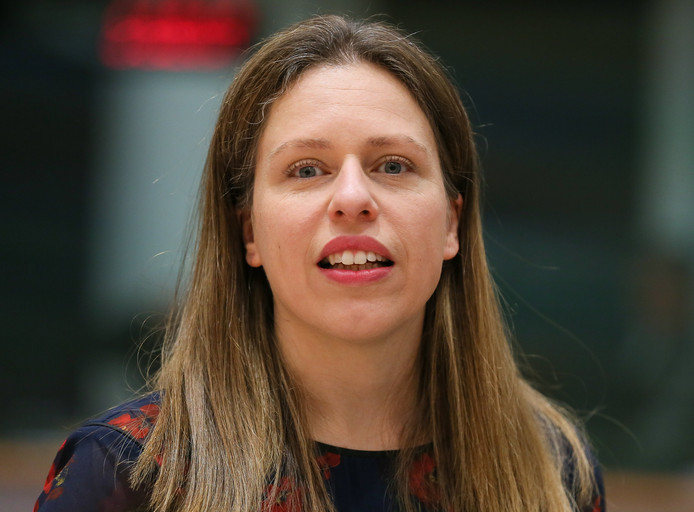 Minister van Landbouw, Carola Schouten.