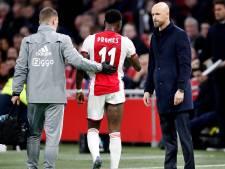 Is er een oorzaak voor de blessuregolf bij Ajax?