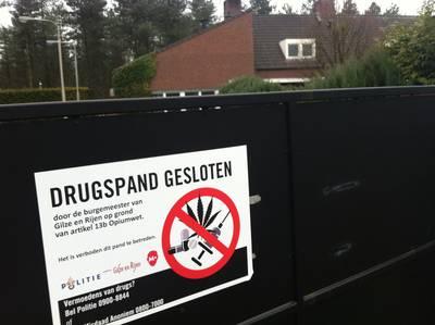 20 maanden cel geëist voor mega-opslag met drugsafval in Rijen: bodem ernstig verontreinigd