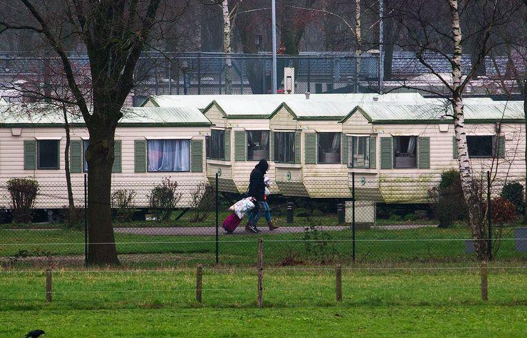 Na twee eerdere vakantieparken belandde Widłaś op Droomgaard in Kaatsheuvel Beeld ANP