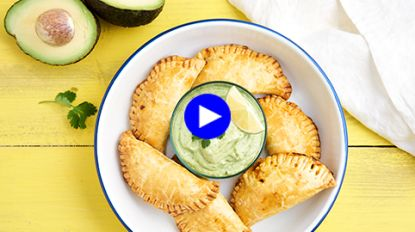 Lunch on the go met een zuiders tintje: empanada's met zoete aardappel