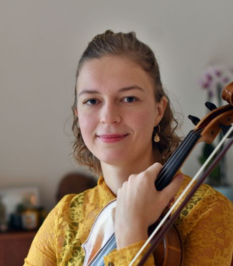 De gevoelige snaar van Diepenheimse violiste Lotte Grotholt