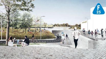 Fietssnelweg Leuven-Aarschot (F25) moet drukke Aarschotsesteenweg vervangen