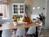 Sarina wil juist geen stoer interieur: 'Roze is altijd favoriet geweest'