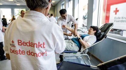 Rode Kruis houdt bloedinzameling in zaal De Vrede