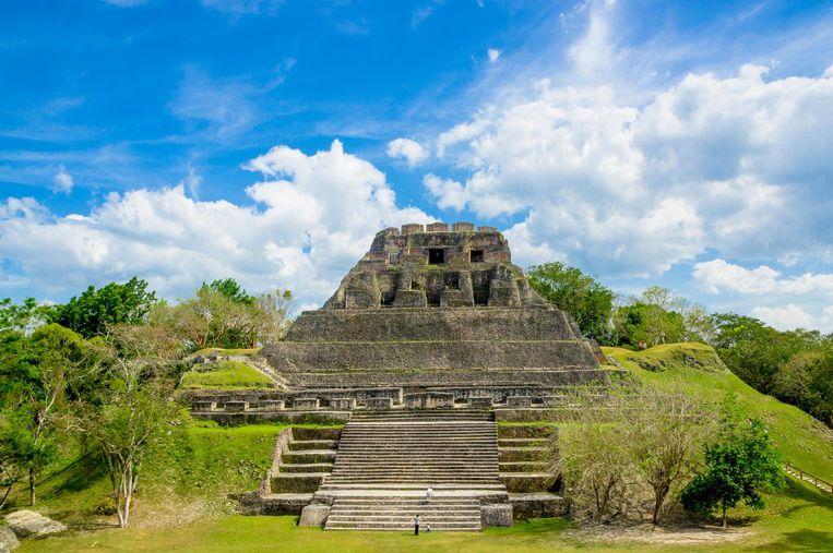 Ruïnes in Belize