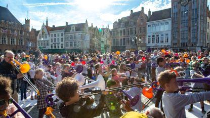 Record voor Iedereen Klassiek in Brugge: 18.500 mensen vieren hoogdag van klassieke muziek