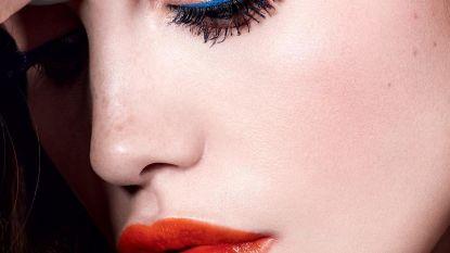 Dior maakt streepje kleur op de ogen een trend