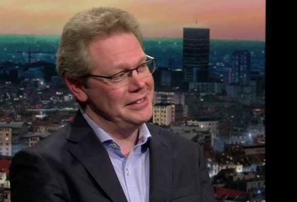 Professor David Criekemans doceert internationale politiek aan de universiteit in Antwerpen.