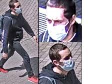 Il vole dans une maison de repos en pleine pandémie: le reconnaissez-vous?