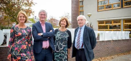 Eckart College Eindhoven begon als 'een dorp aan noodlokalen'