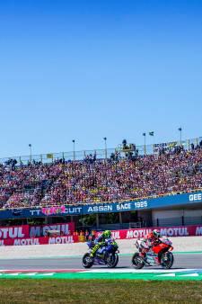 Meeste racefanaten komen op racedag naar TT Assen