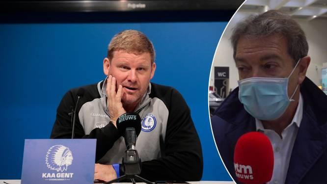 """""""Vanhaezebrouck? Niet aan de orde"""": Louwagie ontkent voor vertrek naar Kiev dat Gent nieuwe coach zoekt"""
