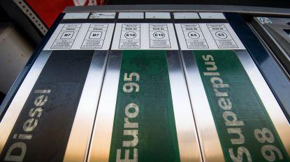 Benzineprijs zakt naar laagste peil sinds maart