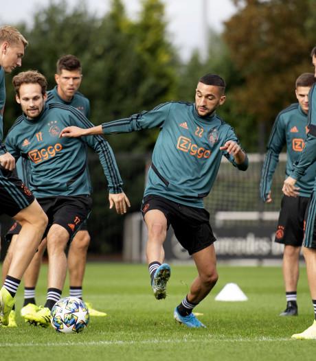 Ajax kiest ook tegen Lille voor de aanval