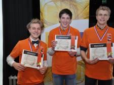 Bernrode wint nationale finale met biologie, natuurkunde en scheikunde