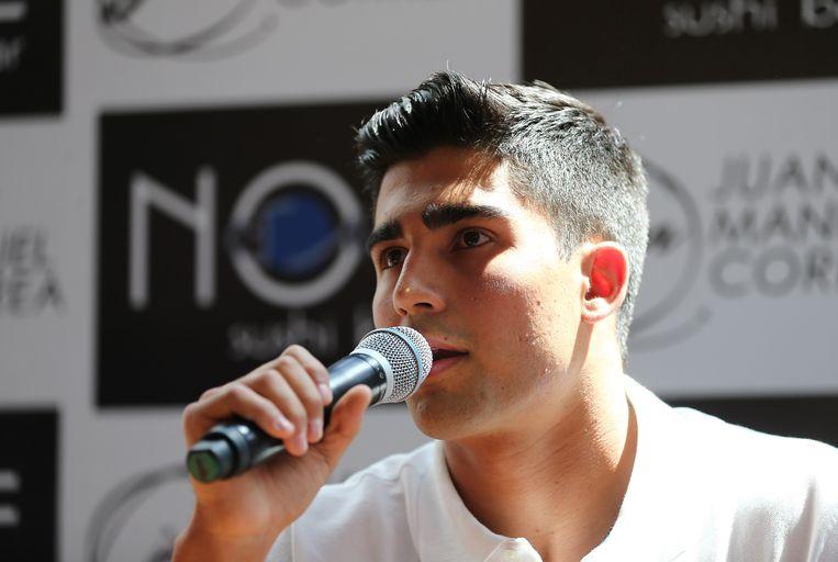 Juan Manuel Correa.