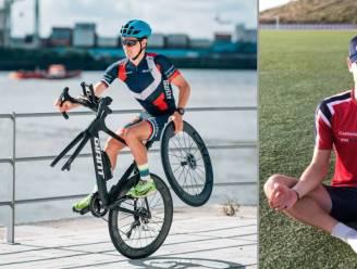Geen voorwiel? Dan maar een wheelie trekken: wereldkampioen triatlon doet Sagan verbleken met kunstje op de fiets