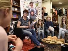 'Het gaat weer goed met de boekwinkel'