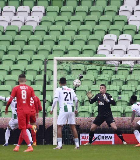 FC Twente toont twee gezichten in Groningen en mag blij zijn met een punt