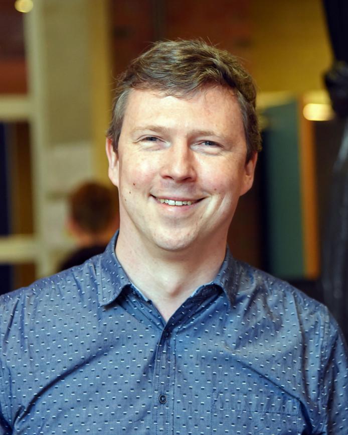 Gorik Hageman, docent Duits aan het Reynaertcollege in Hulst, is de nieuwe Zeeuwse Onderwijsambassadeur.