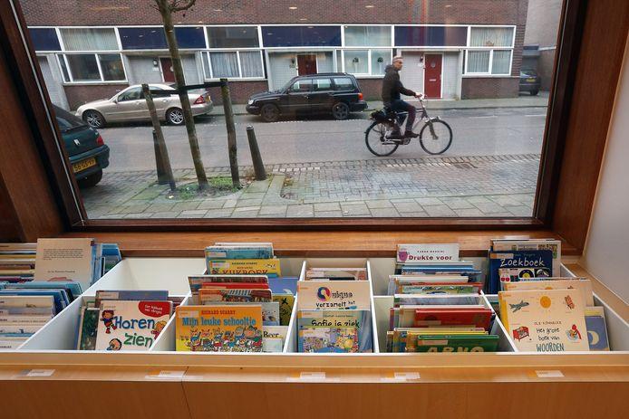 Bibliotheek Schilderswijk.