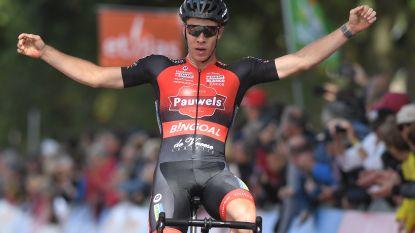 Laurens Sweeck wint veldritopener na spannende strijd in Eeklo