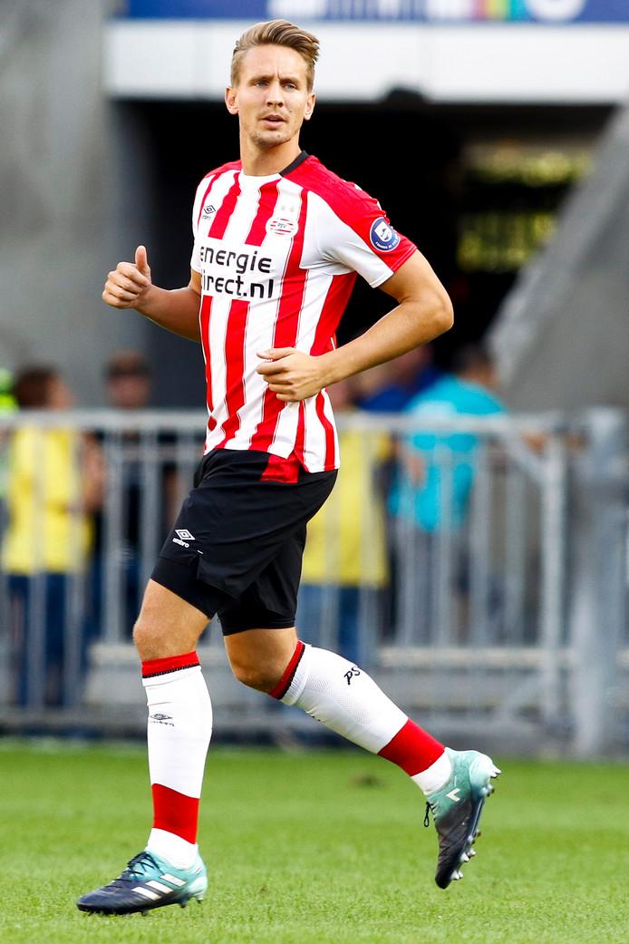 Luuk de Jong was al verkocht, maar bleef toch in Eindhoven.