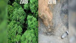 VIDEO. 10 Year Challenge toont ook gevolgen van klimaatopwarming