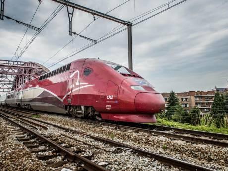 La circulation ferroviaire entre la Belgique et la France a repris