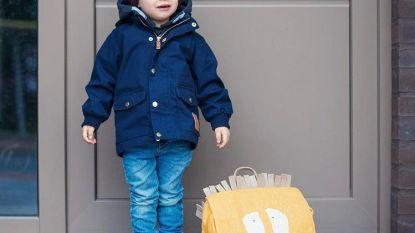 """Milo (3) is model voor AliExpress, maar ouders weten van niks: """"Gewoon een foto van de eerste schooldag"""""""
