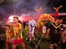 Voetbalseizoen van de amateurs begint met de derby van Kampen