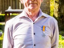 Henk Stübbe uit Kaatsheuvel koninklijk onderscheiden