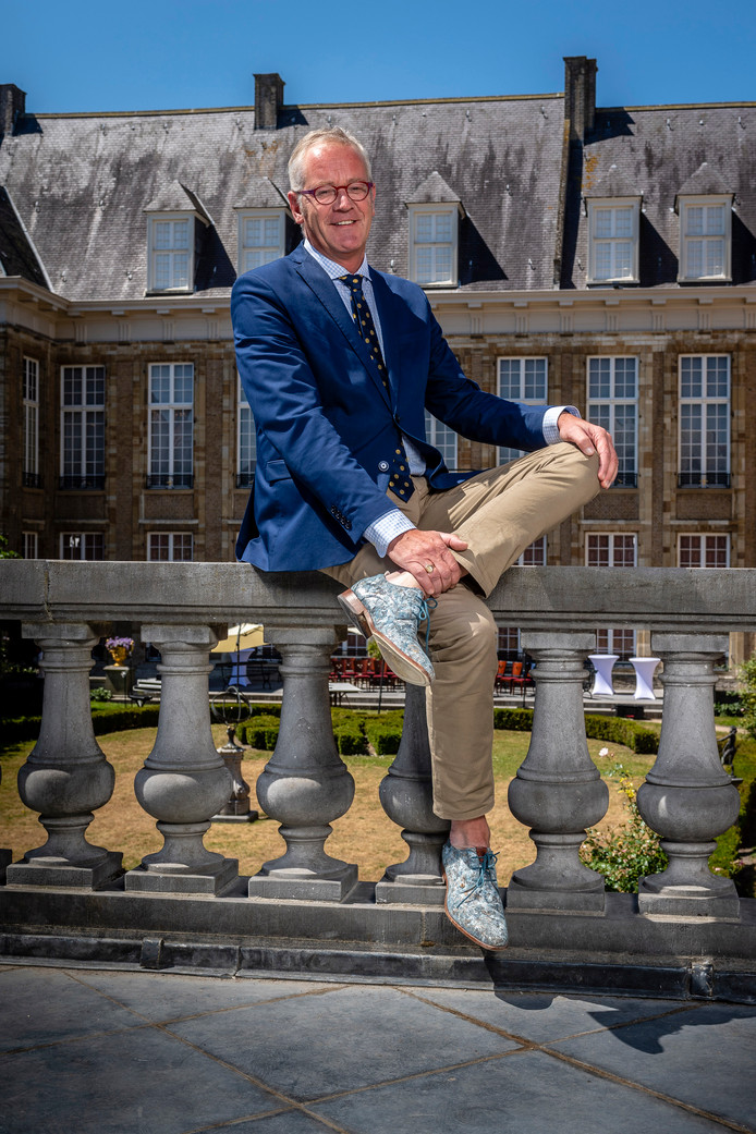 Gertjan Huismans stopt als directeur van het Facilitair Bedrijf in Bergen op Zoom.
