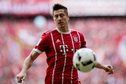 Lewandowski verkozen tot beste voetballer van Bundesliga
