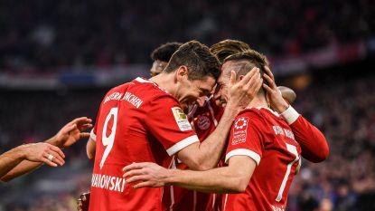 Oppermachtig Bayern degradeert het Dortmund van Batshuayi tot kegeltjes: 6-0