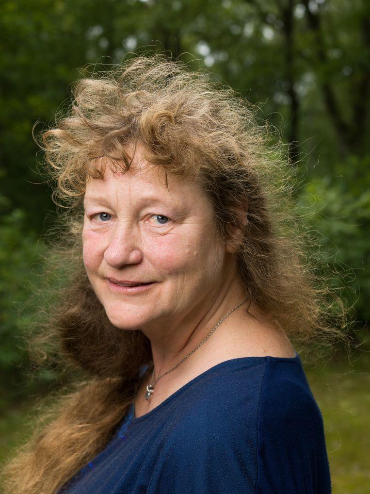 Lydia Rood dook in de geschiedenis van de familie Stout uit Schiedam, die in de 17de eeuw tot slaaf werd gemaakt. Beeld Ivo van der Bent