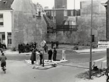 Een eeuwenoud logement ging in 1958 tegen de vlakte voor de herinrichting van het Ledig Erf