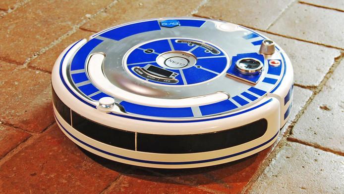 De robotzuiger Roomba is handig, maar het ding kan helaas nog niet ruiken.