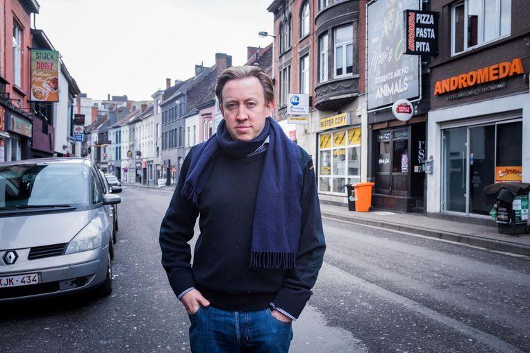 Tim Joiris van De Gentse Tappers vreest chaos in de Overpoortstraat begin april.