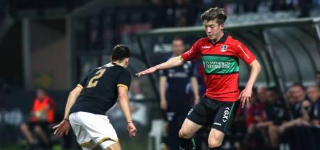 NEC beloont talent Romeny met nieuw contract