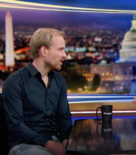 Historicus en 'superstar' Rutger Bregman legt in Oss uit waarom volgens hem een mens geneigd is tot het goede