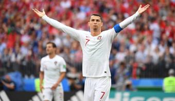 De roekelozen zullen de wereld beërven. En Ronaldo is een van hen