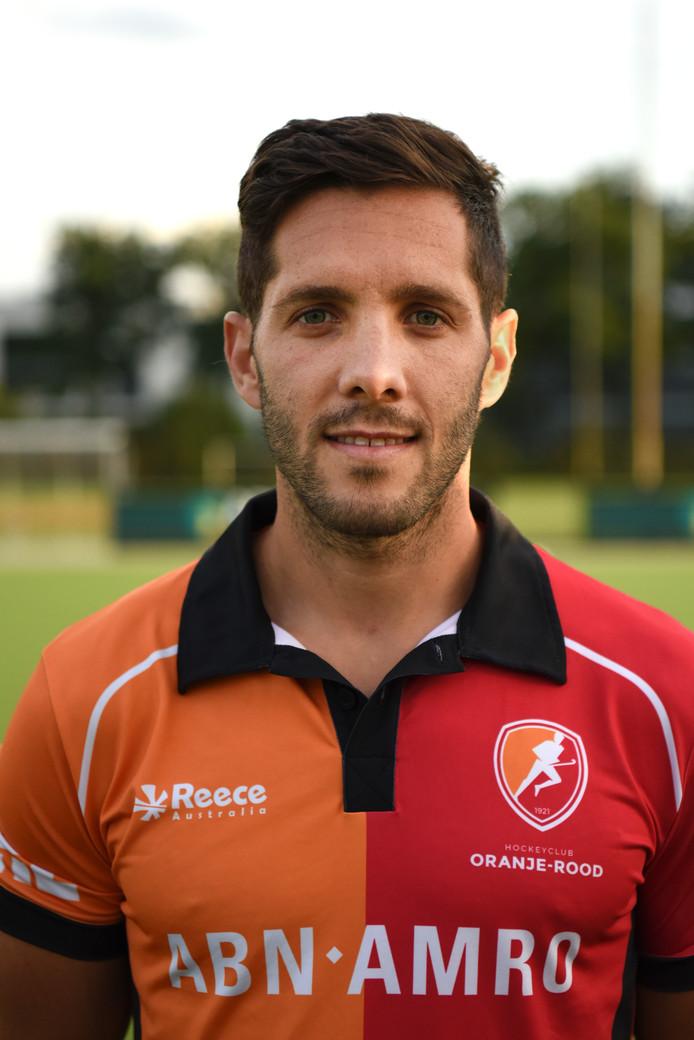 Agustin Mazzilli verlaat Oranje-Rood.