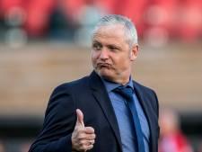 NEC stelt oude bekende De Gier aan als nieuwe trainer
