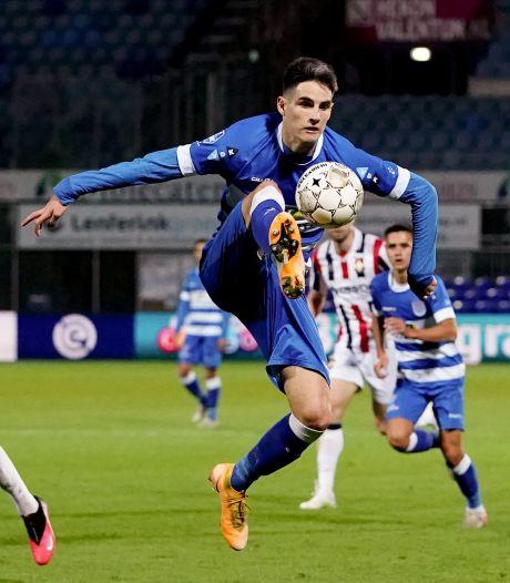 PEC-spits Slobodan Tedić: eerst slagen in Zwolle, daarna vlammen bij Manchester City