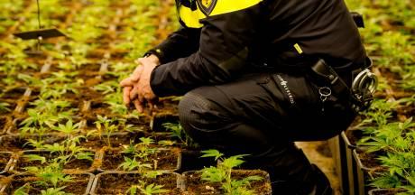 Politie vindt hennepkwekerij in woning Almere